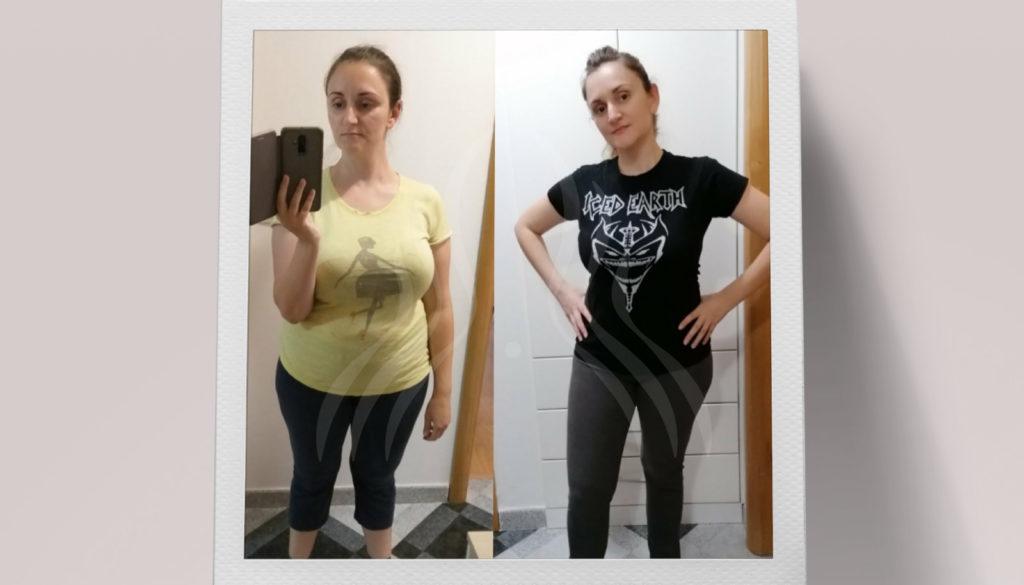 Dajana Milivojević: Izgubila sam 10 kilograma i oblikovala tijelo