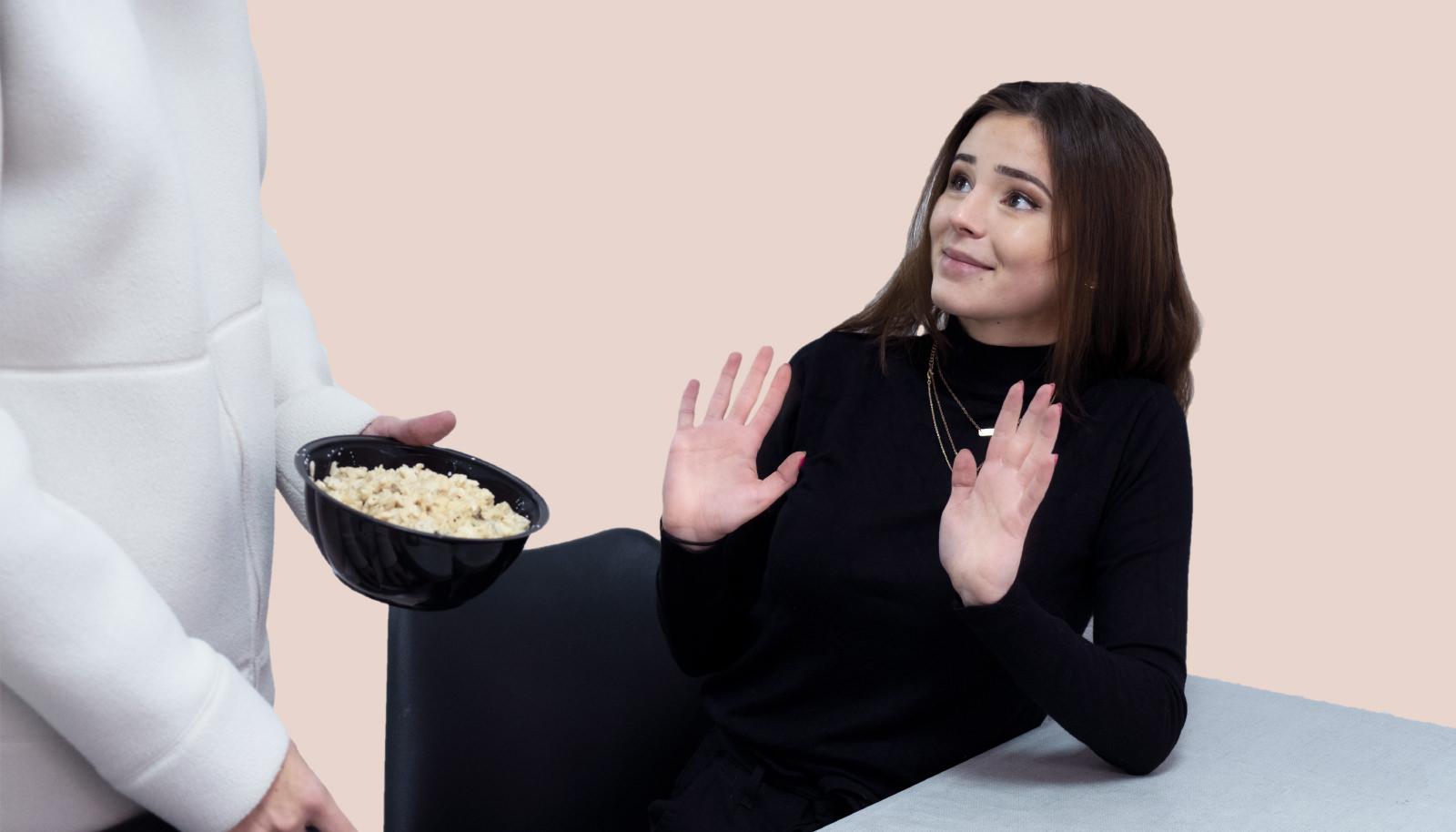 Kako jesti prazničnu hranu a ne gojiti se